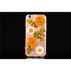 Funda iphone 6/6s Flores naturales