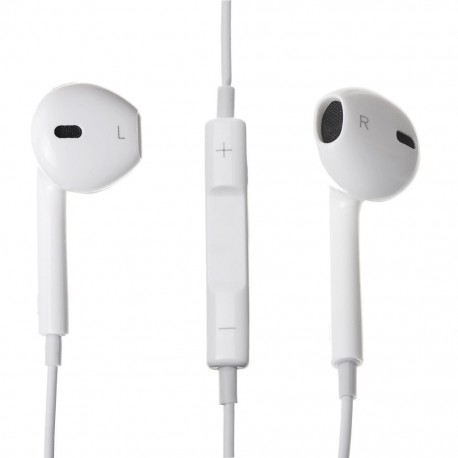 Auriculares iPhone tipo Tapon